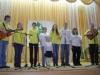 КСП Свечи на фестивале Искитим-2009