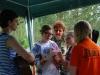 В лагере